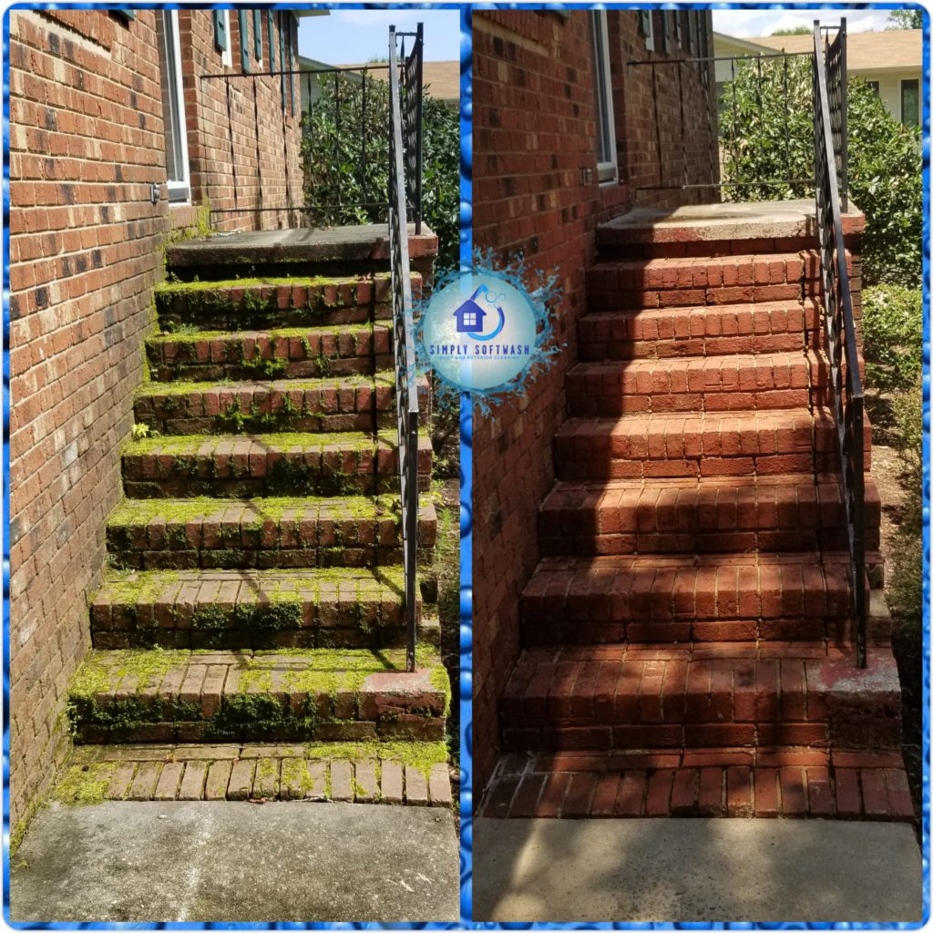 Patios and decks provide a space for all kinds of social situations, but these structures require specialist cleaning. Homeowners often try to clean patios and decks themselves but encounter unsuccessful results. Many cleaning products you find in the grocery store won't do the job. This is where a professional residential patio and deck washing service comes in. When you hire a professional, you can transform the look of patios and decks and even restore them to their original condition. Simply Softwash Roof and Exterior Cleaning specializes in residential patio and deck cleaning!